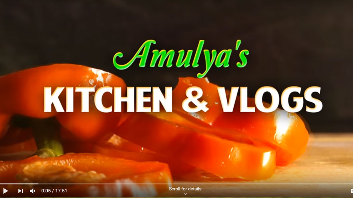amuliya kitchen jabs video promo